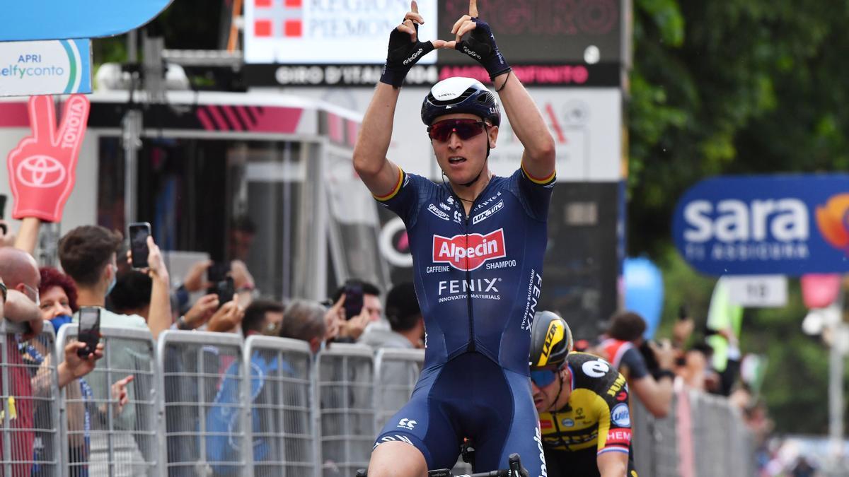 Giro de Italia: Etapa Stupinigi - Novara