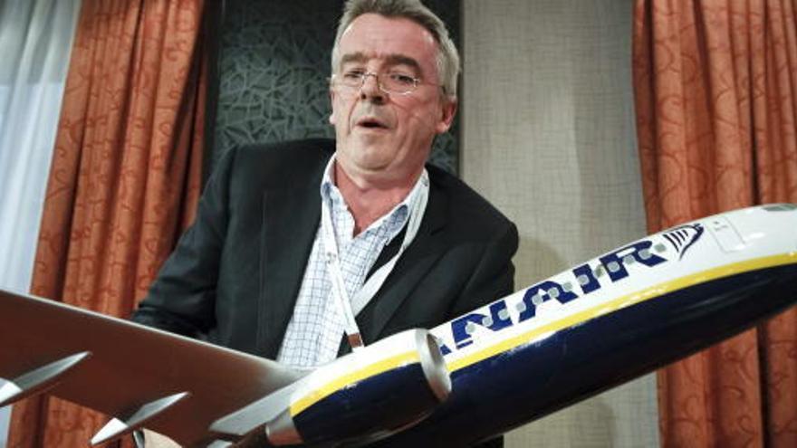 Schön artig sein: Ryanair droht den eigenen Kunden