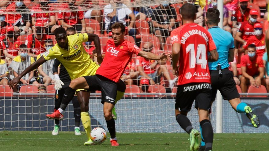 El Villarreal suma en Mallorca su cuarto empate