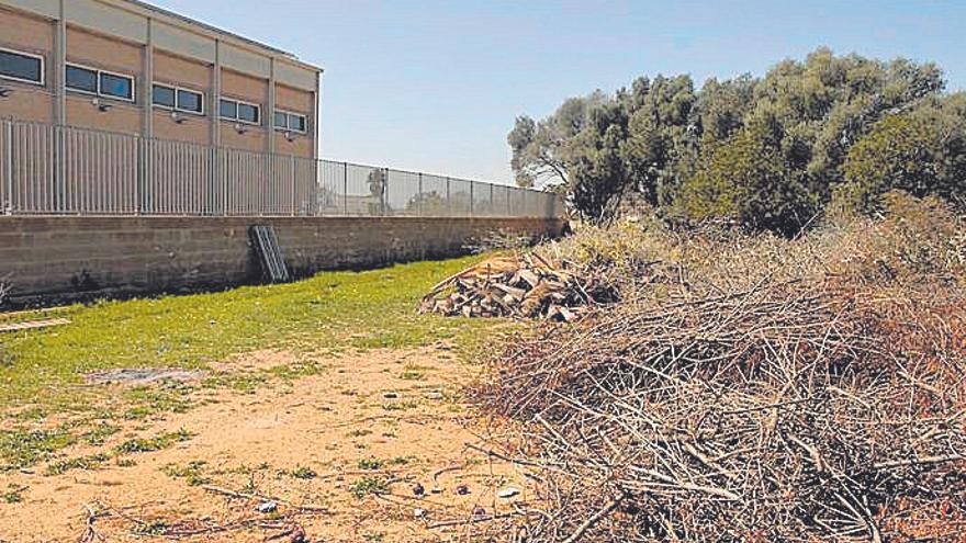 Consell destina 70.000 euros a la creación de un área recreativa para los vecinos