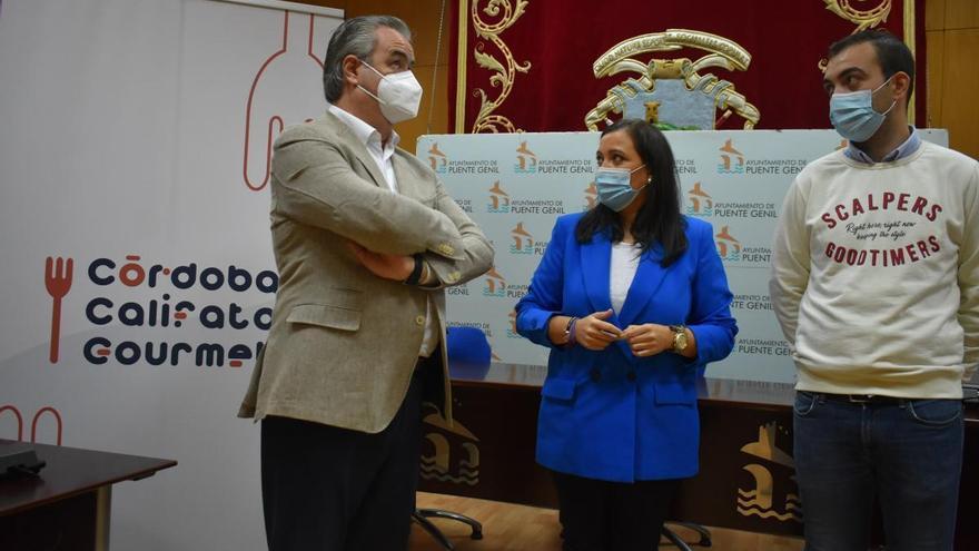 La gastronomía nacional se exhibirá en el Córdoba Califato Gourmet, que se celebrará en Puente Genil