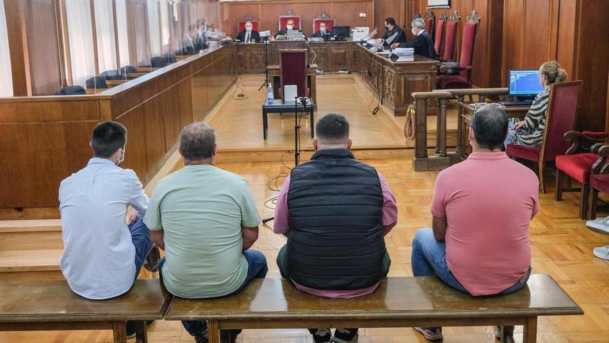 Tres años de prisión para los cuatro acusados de estafar 331.120 euros en Olivenza