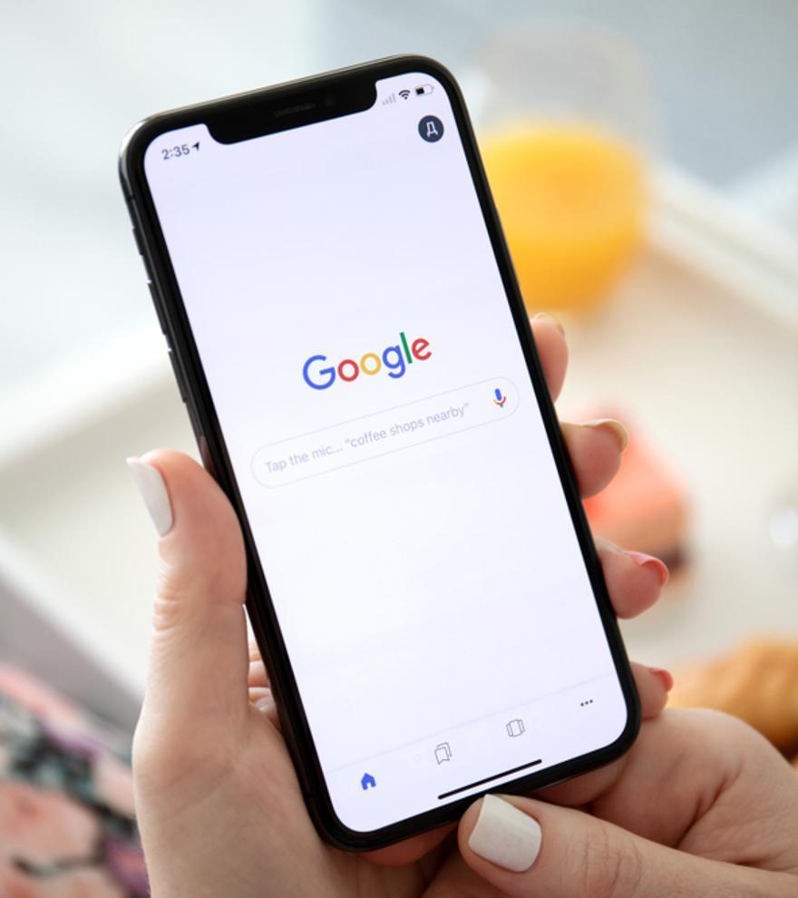 'Encontrar mi dispositivo' de Google ya permite localizar teléfonos iPhone