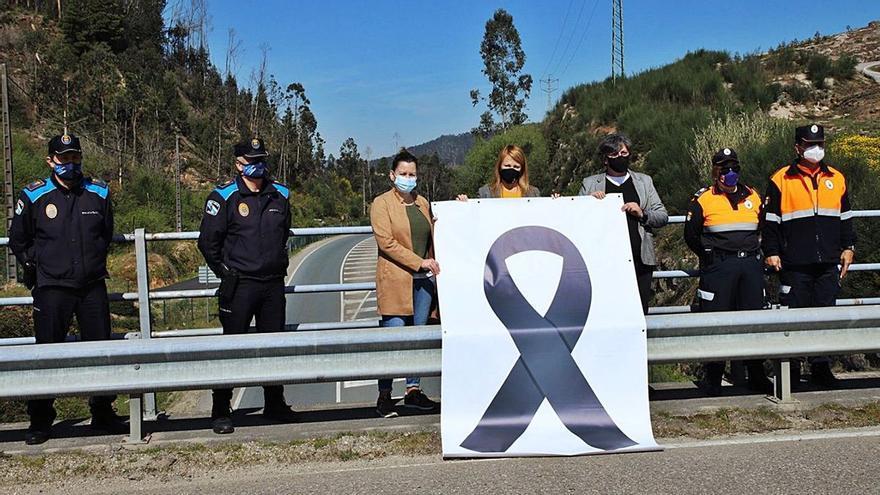 Investigan al superviviente del accidente de Salceda por homicidio imprudente grave