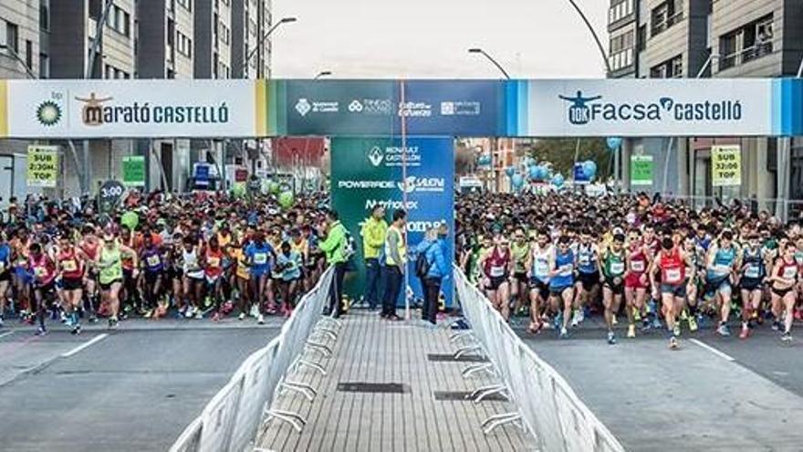 Sigue en directo el Marató BP Castelló