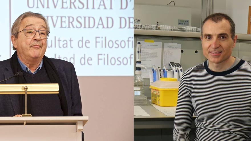 José Carlos Rovira y Fernando Maestre, premios a la Trayectoria Profesional y de Investigación del Consejo Social de la UA