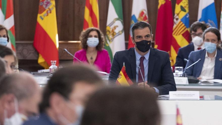 El nuevo estado de alarma marcará la Conferencia de Presidentes
