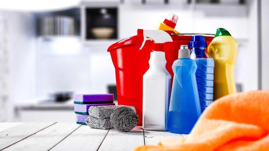 Cinco errores que cometes al limpiar la cocina