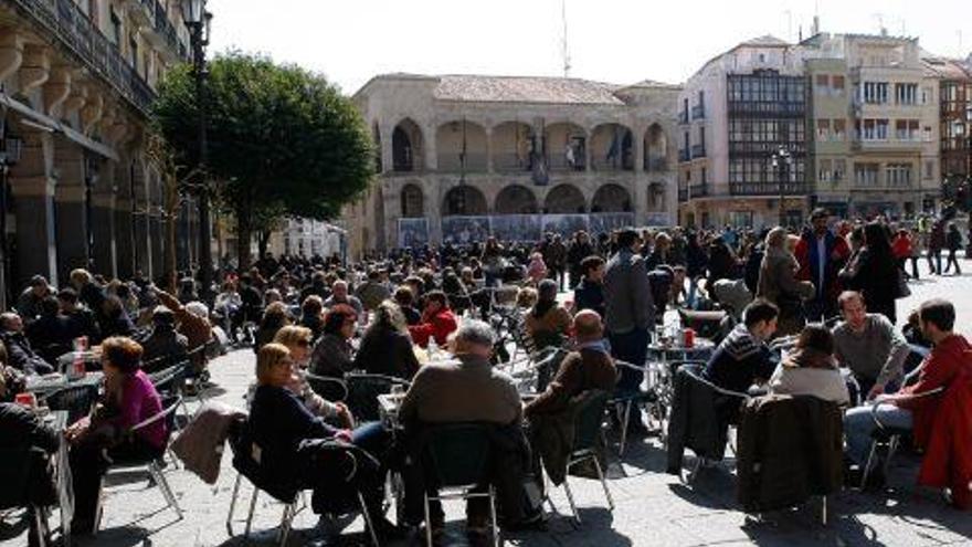 La Semana Santa creará más de 500 puestos de trabajo en Zamora capital