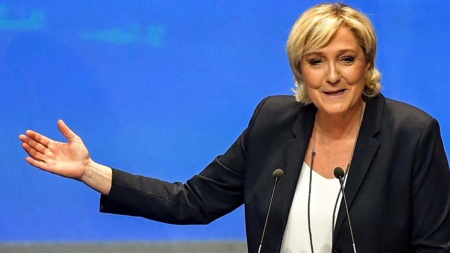 Marine Le Pen revalida su liderazgo en la ultraderecha francesa
