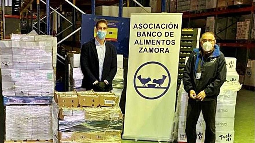 Mercadona dona 1.437 toneladas de productos a entidades benéficas