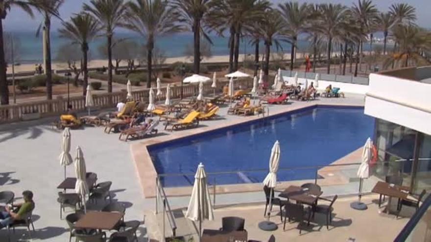 Los hoteles registran un bajo porcentaje de ocupación en esta Semana Santa