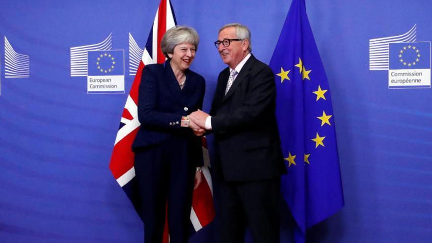 Els Vint-i-set firmen l'acord polític del Brexit