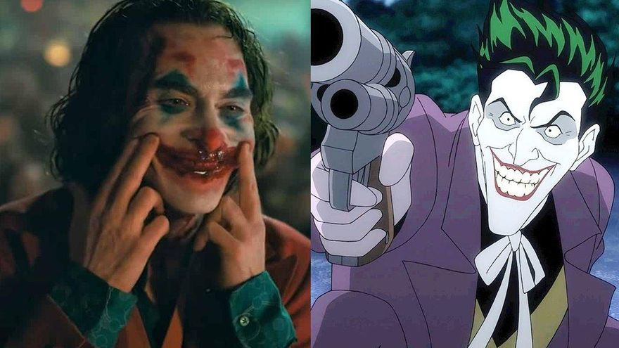 DC revela el origen del Joker