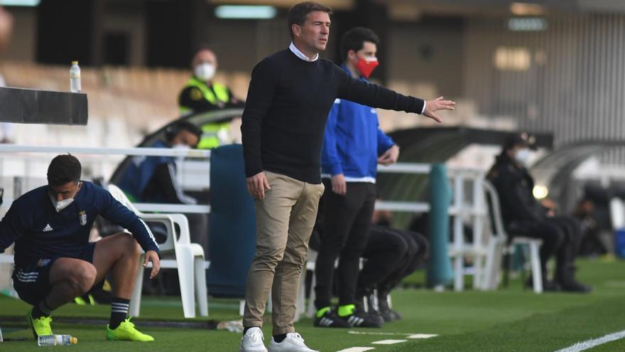"""Luis Carrión: """"El partido ante el Logroñés será a todo o nada"""""""