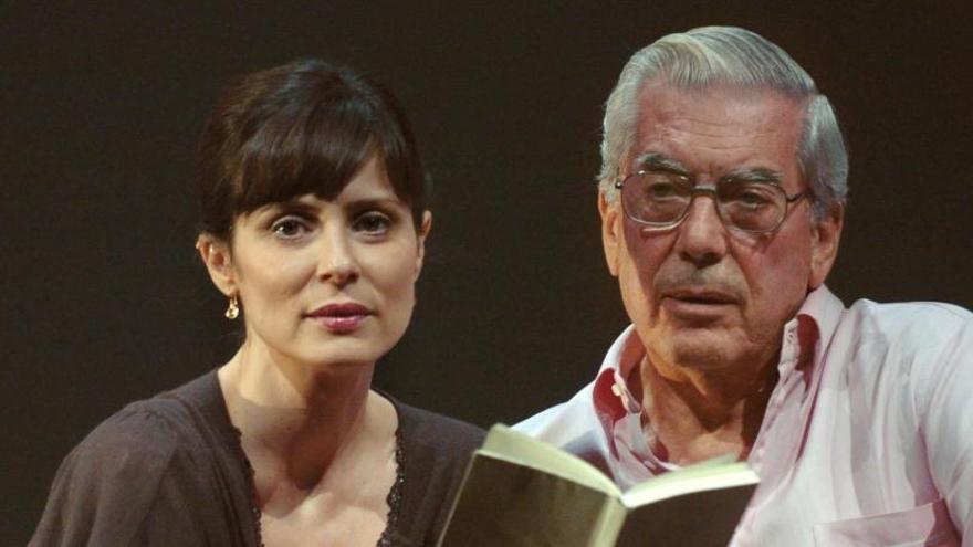 El cuento inédito de Vargas Llosa que protagoniza Aitana Sánchez-Gijón