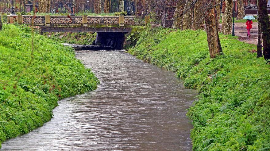 Vigo estrena año pasado por agua: registró ya casi tanta lluvia como durante todo el invierno de 2020