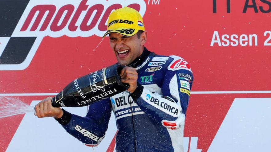 Victòria de Jorge Martín, nou líder de Moto3