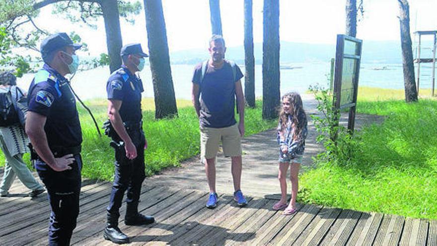 Una treintena de concellos piden refuerzos en sus policías locales