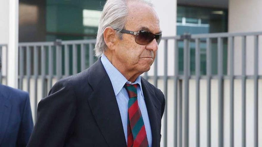 Jaime Botín, contrabandista de un 'picasso'