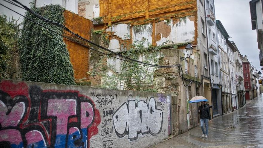Ourense continúa pagando la factura del feísmo por la construcción de los años 70 y 80