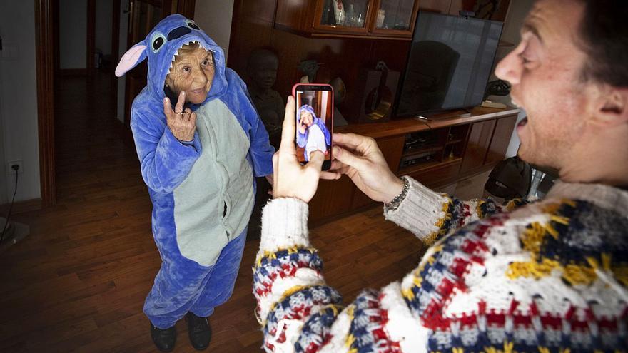 La abuela 'tiktoker'