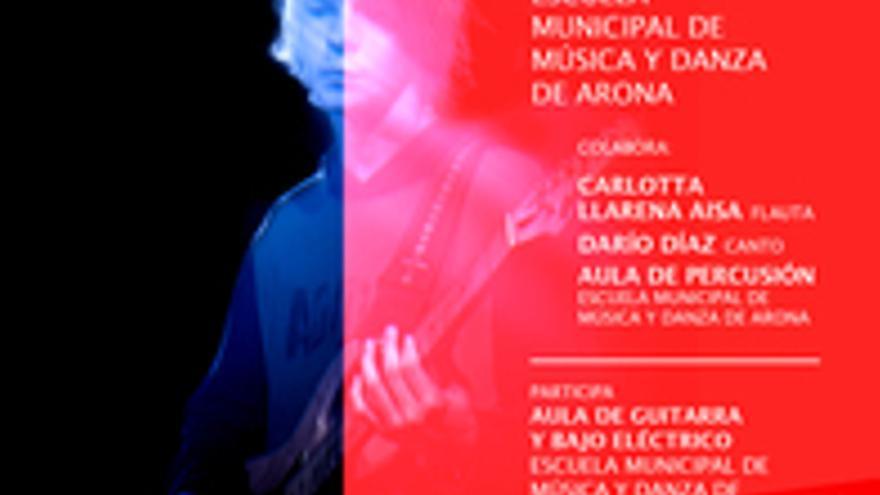 Concierto de la Agrupación de Pulso y Púa de La Escuela Municipal de Música y Danza de Arona