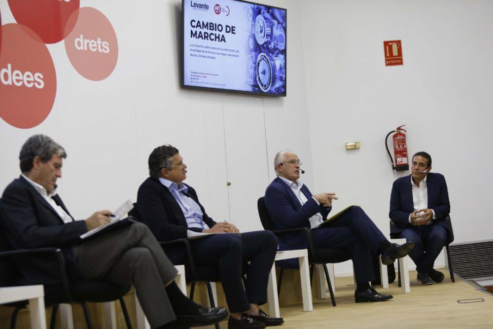 Cambio de marcha. La industria valenciana de la automoción y movilidad