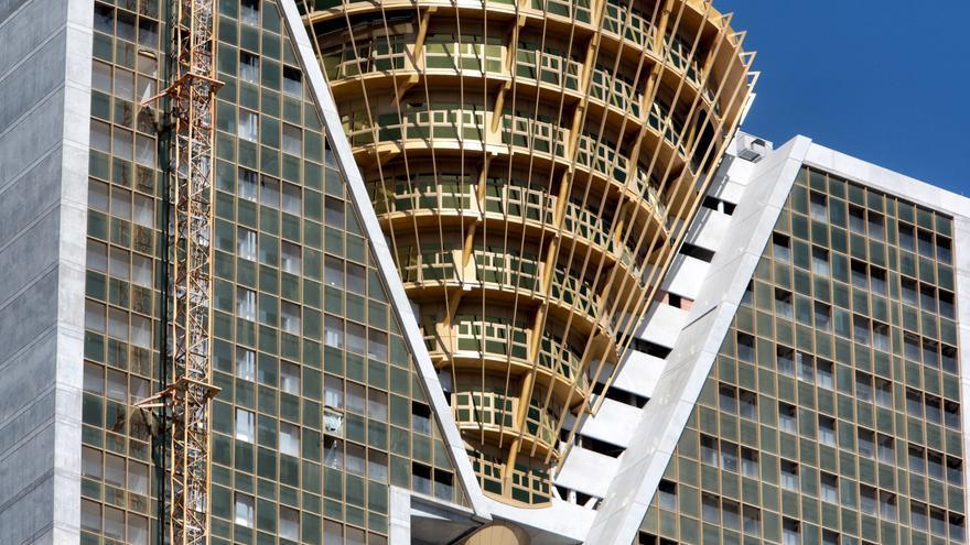 InTempo: 14 años de construcción del coloso de Benidorm