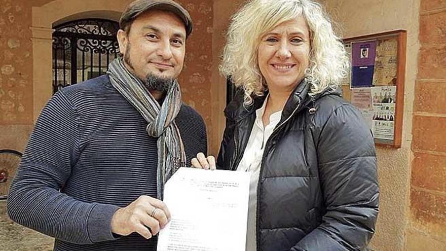 Més per Campos critica que el PP  no suscriba un manifiesto por el 8M