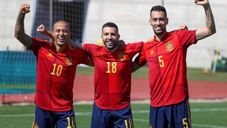 ¿Cuándo es el España - Eslovaquia? Horario y dónde ver en TV el partido de la Eurocopa 2021