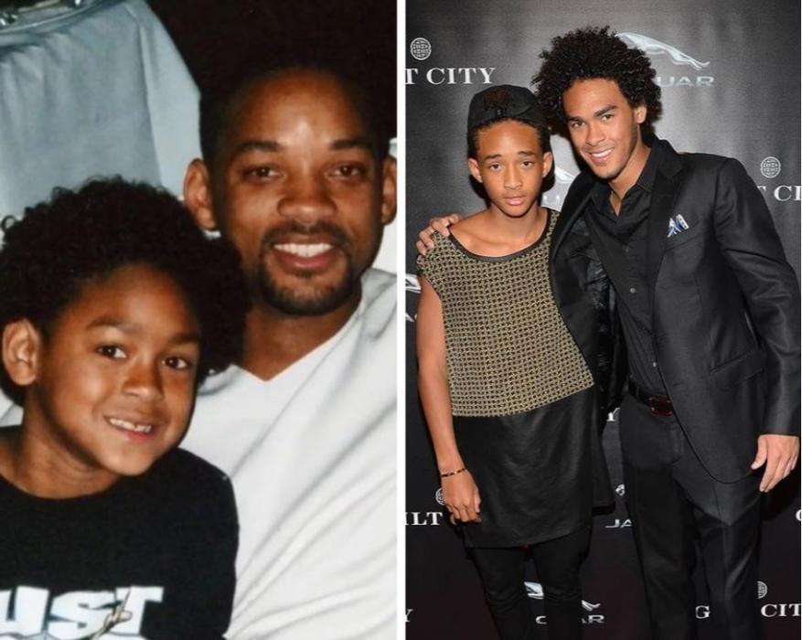 Trey, otro de los hijos de Will Smith (el que tuvo con su primera esposa)