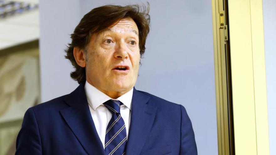 Larrea, tesorero de la RFEF, nuevo presidente