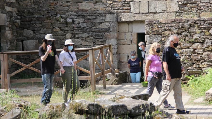 Carboeiro recibió en agosto más de 4.000 visitantes