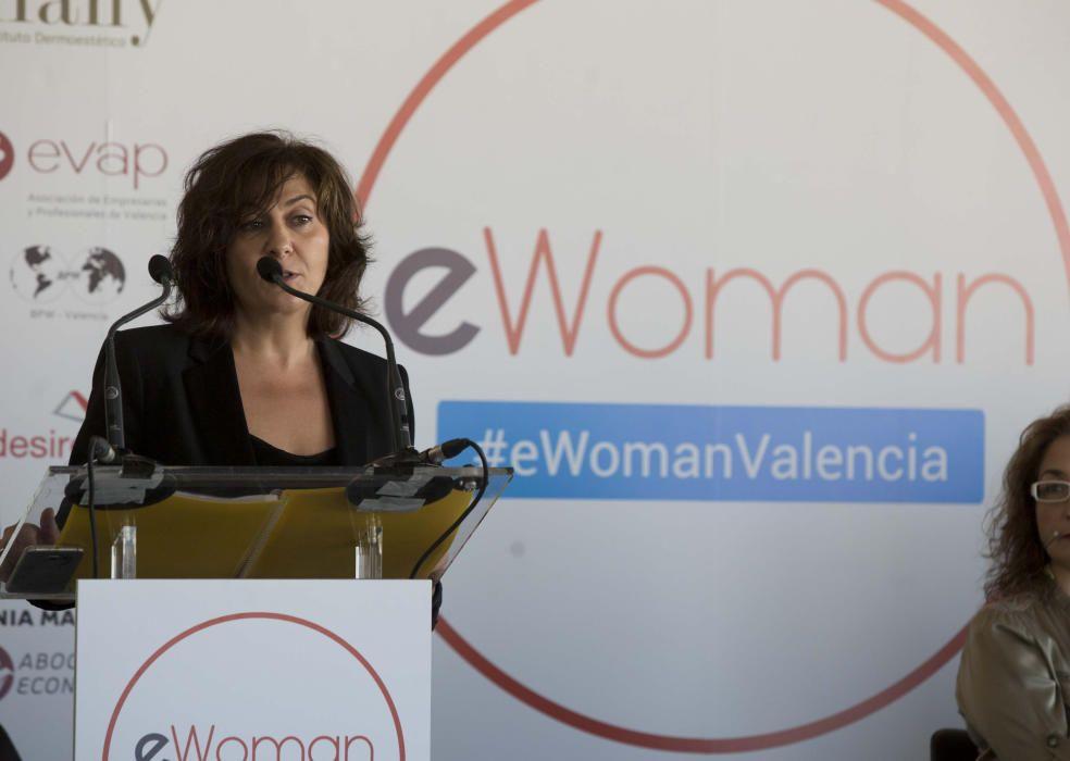 Coral Ariño Jordán, secretaria general de la Asociación de Empresarias y Profesionales de Valencia
