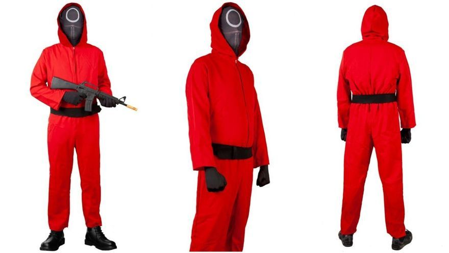 Halloween 2021: En busca del disfraz de El Juego del Calamar en València