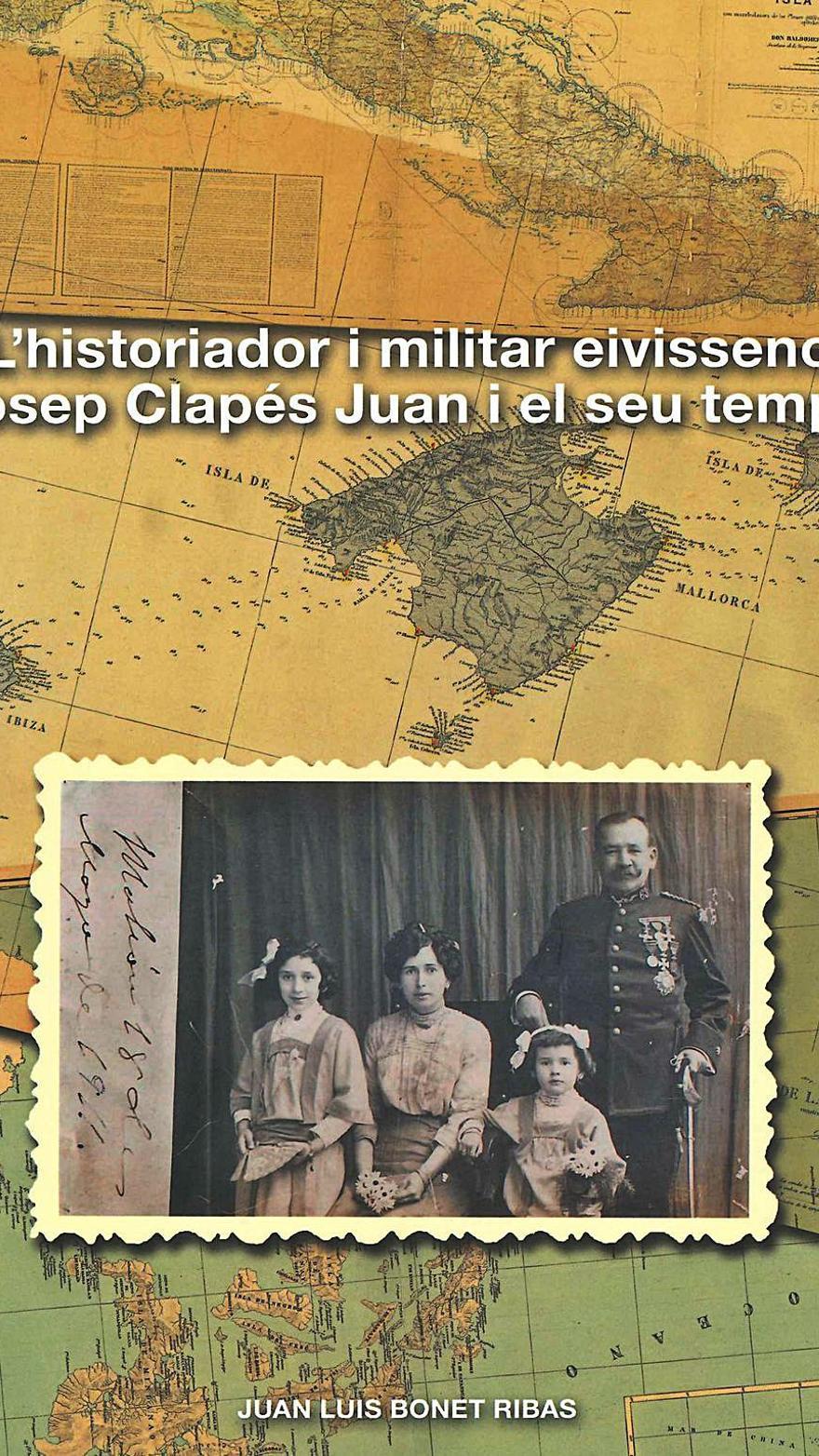 El militar, historiador i poeta Josep Clapés