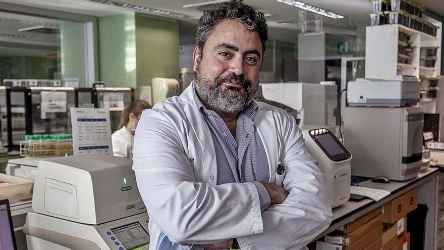 """Antonio Oliver: """"Al ritmo de contagios actual, en marzo vamos a estar muy bien"""" en Baleares"""