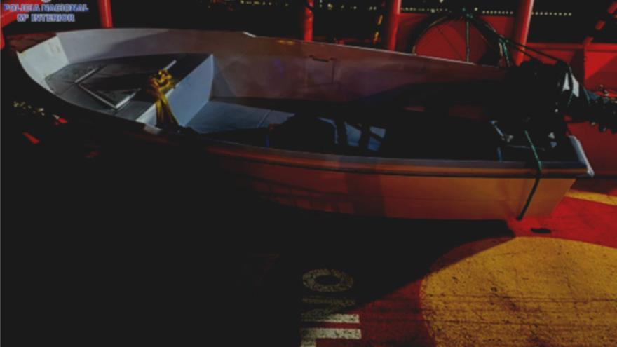 Detenidos dos patrones de pateras en Ibiza por trafico de personas