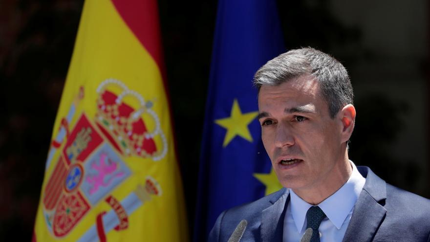 """Sánchez viajará a Ceuta y avisa de que """"seremos firmes ante cualquier desafío y eventualidad"""""""