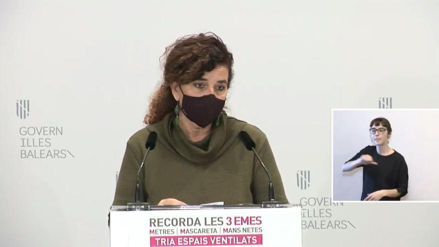 Mallorca continuará en nivel 4 reforzado con la restauración cerrada y reuniones limitadas