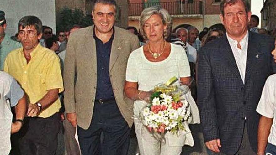 Lorenzo Sanz, uno más en El Pego
