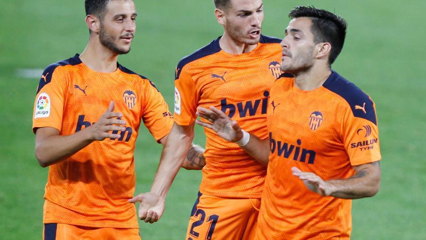 El Valencia inicia búsqueda patrocinador tras la prohibición