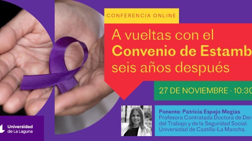 Conferencia: «A vueltas con el Convenio de Estambul seis años después»