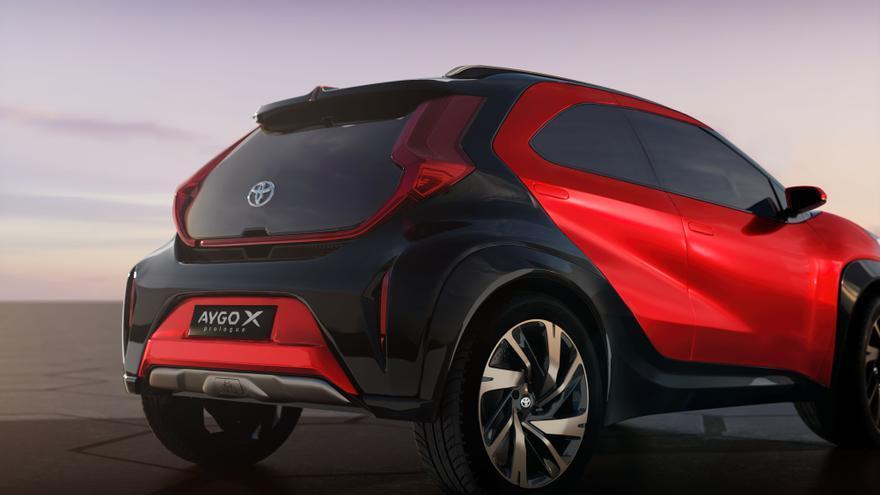 Así es el nuevo Toyota Aygo X Prologue, todo un icono de estilo pensado para los más jóvenes