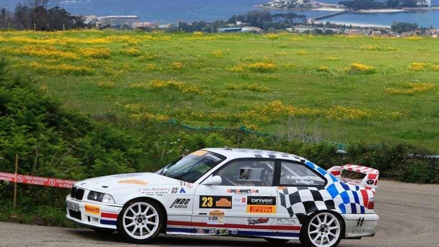 La disputa del Rallye Rías Baixas se decide la próxima semana
