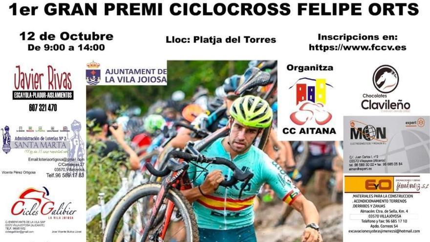La Vila homenajea a Felipe Orts