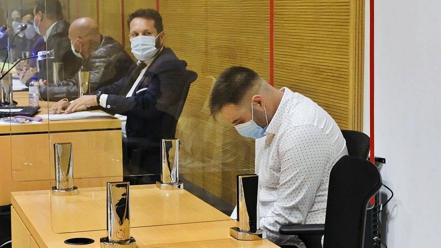 Los peritos revelan que los dos acusados estaban juntos tras la muerte de Yurena