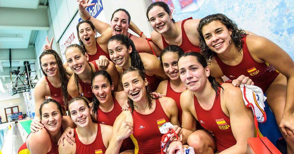 Selección Femenina de Waterpolo