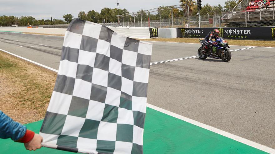 Así queda la clasificación de MotoGP tras el GP de Cataluña